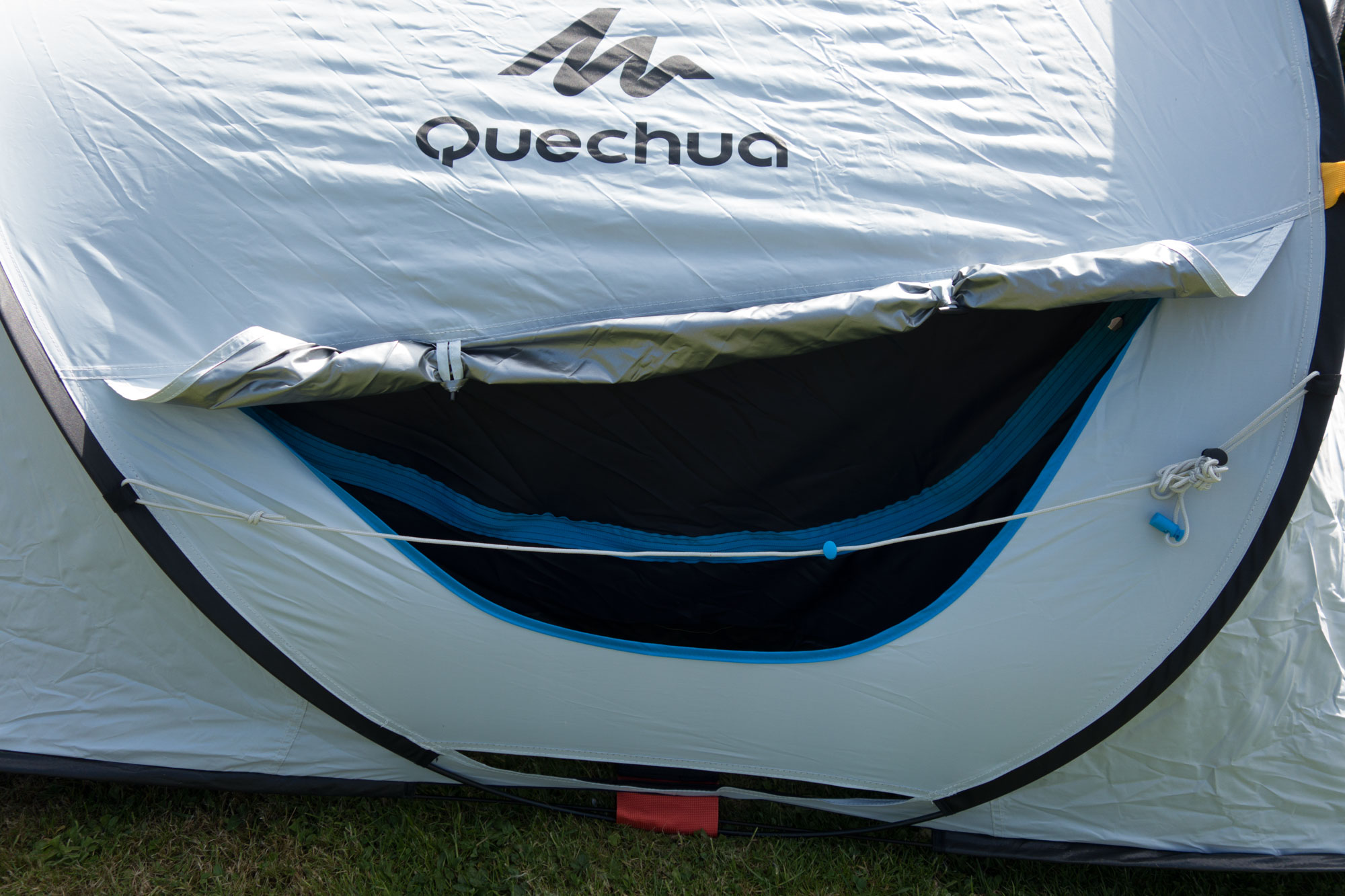 Quechua Zelt Heringe : Quechua fresh black seconds easy outmag