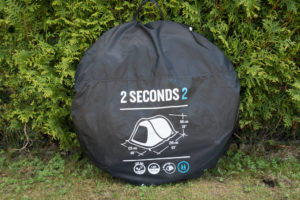 Quechua 2 Seconds Easy & Fresh verpackt